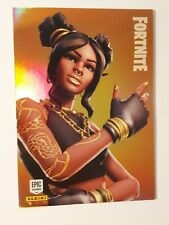 Panini Fortnite Trading Cards 2019 LEGENDARY OUTFIT #300 VHTF FOIL