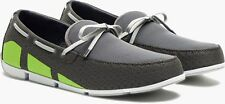 Swims Breeze Steel Green Driving Moccasin Loafer Men's sizes 8-12 New