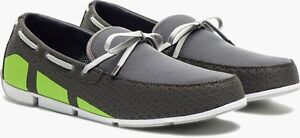 Swims Breeze Steel Green Driving Moccasin Loafer Men's sizes 8-12 New!!!