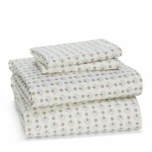 Sky Bedding Zophia Collection 100% Cotton QUEEN Sheet Set w /Pillowcases  NEW