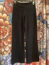Ibex Izzi Merino Wool Pants Size 4 Black