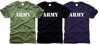 US ARMY / ARMY - T-Shirt, Gr. S bis XXL