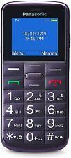 """Panasonic Kx-tu110exv violett Easy Phone 1,77"""" Dual SIM"""