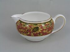 WEDGWOOD PERSIA SQUAT CREAM JUG, MADE IN ENGLAND