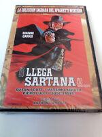 "DVD ""LLEGA SARTANA"" PRECINTADO SEALED ANTHONY ASCOTT GIANNI GARKO SUSAN SCOTT"