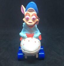 Vintage 1994 Ren and Stimpy Nickelodeon Hardees Ren Hoek Vehicle Action Figure