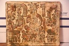 "Mayan Clay Ceramic Tile 8"" x 7"""