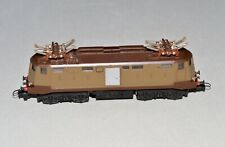 N Scale Made in Italy Vintage Lima 202 Lune Gorge E424-143 Electric Locomotive