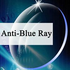Agstum Anti-Blue Ray Aspheric Lens Prescription Myopia Glasses Presbyopia Lens