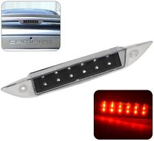 CHEVY CAMARO 93-02 REPLACEMENT L.E.D. TRUNK SPOILER 3RD BRAKE LIGHT LAMP BLACK