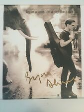 "Bryan Adams 1998 Promo Poster On A Day Like Today 16"" x 20"""