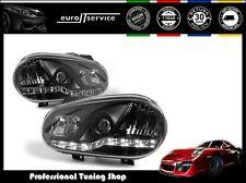 FEUX AVANT PHARES LPVW86 VW GOLF 4 1997 1998 1999 2000 2001 2002 2003 DAYLIGHT