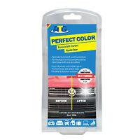 🎨 Permanent GREY Bumper & Trim Dye Restorer for Car Interior, Plastic, Rubber