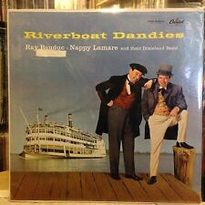 [SOUL/JAZZ]~EXC LP~RAY BAUDUX~NAPPY LAMARE~DIXIELAND BAND~Riverboat Dandies~1957