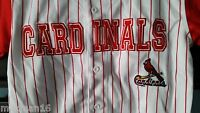 Brand New Youth Large L St. Louis Cardinals MLB Jersey Stitched