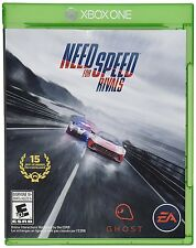 Need For Speed Rivals EA Racing Game for Xbox One S Console New Ships Fast !!!