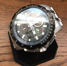 Mens Genuine Citizen Eco Drive Skyhawk Radio Controlled Alarm Future Classic