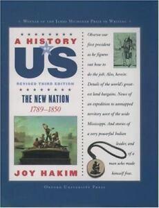 Liberty Per Tutti Di Joy Hakim (2007, Libro IN Brossura, Rivisto)