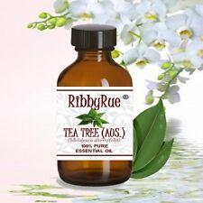 30ml Tea Tree Australian 100% Pure Essential Oil (3ml Disposable Pipette includ