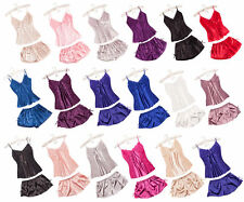 Satin Everyday Mixed Lingerie Sets for Women