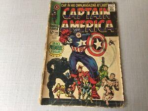 CAPTAIN AMERICA #100 Marvel Comics