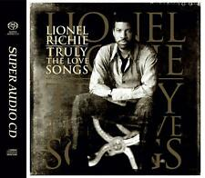 Lionel Richie / Truly The Love Songs / Hybrid SACD /Universal 5390523