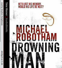 The Drowning Man by Michael Robotham (CD-Audio, 2006) 5 CD set