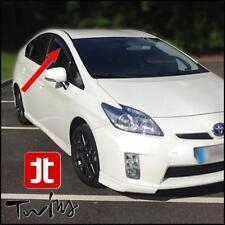 Déflecteurs de vent pluie air teintées Toyota Prius III XW30/ZVW30 depuis 2010
