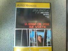 dvd  LA DONNA CHE VISSE DUE VOLTE  di Alfred Hitchcock