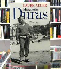 MARGUERITE DURAS. Par Laure Adler