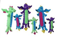 Godog Skinny Dragons With Chew Guard Large-green