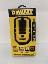 DeWalt DXAEPI140 140-Watt Power Inverter with Dual USB Ports
