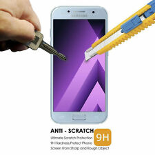 Samsung A3 2017 Tempered Glass Screen Protector Easy Bubble-Free Installation