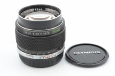 Excellent+ OLYMPUS F.Zuiko Auto-T 85mm F/2 MF Lens From Japan!! 95421