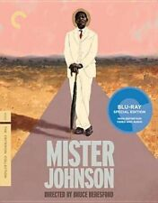 Criterion Collection Mister Johnson - BLURAY