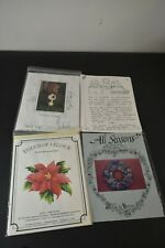 Lot Of Tole Painting Patterns