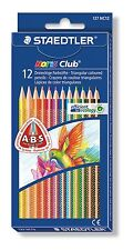 Noris Club Farbstifte von Staedtler