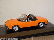Porsche 914 1969-73 van Minichamps 1:43 in Box *20669