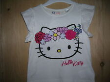 TOP HELLO KITTY for Girl 18-24 months H&M