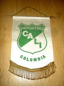 DEPORTIVO CALI vs INDEPENDIENTE LIBERTADORES CUP 1979 - Old PENNANT Argentina