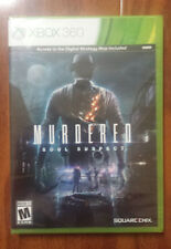 [SEALED, NEW] Murdered: Soul Suspect for Xbox 360