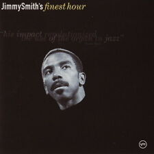 Jimmy Smith Jimmy Smith`s Finest Hour (Here`s The Creme) Verve CD Album