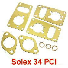 Solex 34 PCI Service kit repair rebuild gasket set BMW 700, NSU, Buggy Dichtsatz