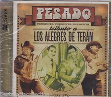 SEALED - Pesado CD / DVD Tributo A Los Alegres De Teran BRAND NEW