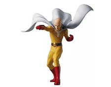 Anime ONE PUNCH-MAN Saitama 15CM PVC Figure Figurine Action Toy Doll Mode