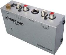 Pyle PP444 Pro Phono Preamplifier