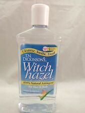 T.N. Dickinson's Witch Hazel Natural Astringent 14% Alcohol 16 oz