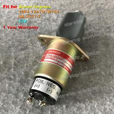 SA-3527-T 12V Solenoid Valve for Diesel Engines 1500 Series 1504-12A7U1B1S1 12V