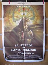 A1300  LA LEYENDA DEL SANTO BEBEDOR ERMANNO OLMI CASARO