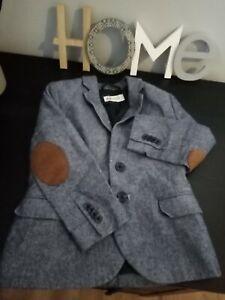 Sakko Jungen Blau 110 H&M Blazer